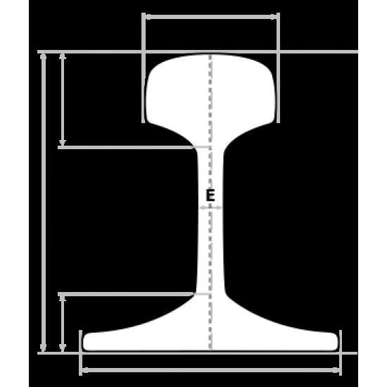 ლიანდაგი სარკინიგზო 54E1(UIC54)